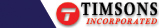 Timsons Incorporated Logo