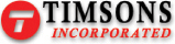 Timsons Incorporated Logo - support for Timsons Ltd press users in North and South America